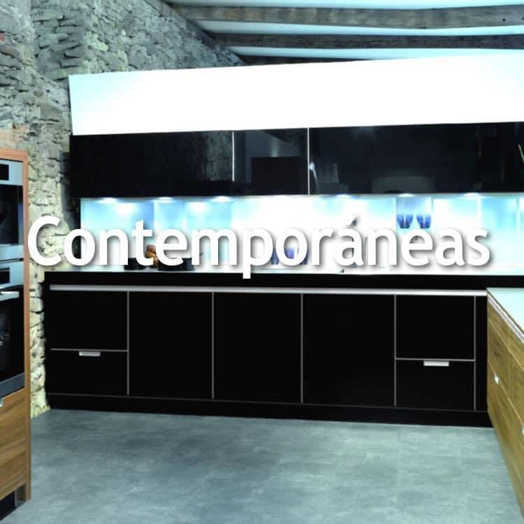 Cocinas Contemporáneas en Master Cocina