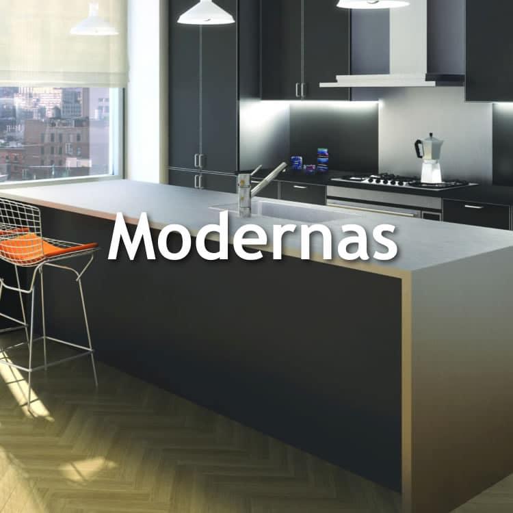 Cocinas Modernas en Master Cocina